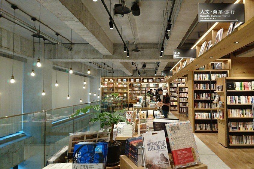如果開書店是為了「刺激房價」,那書店的意義是不是被扭曲了呢? 圖/作者提供