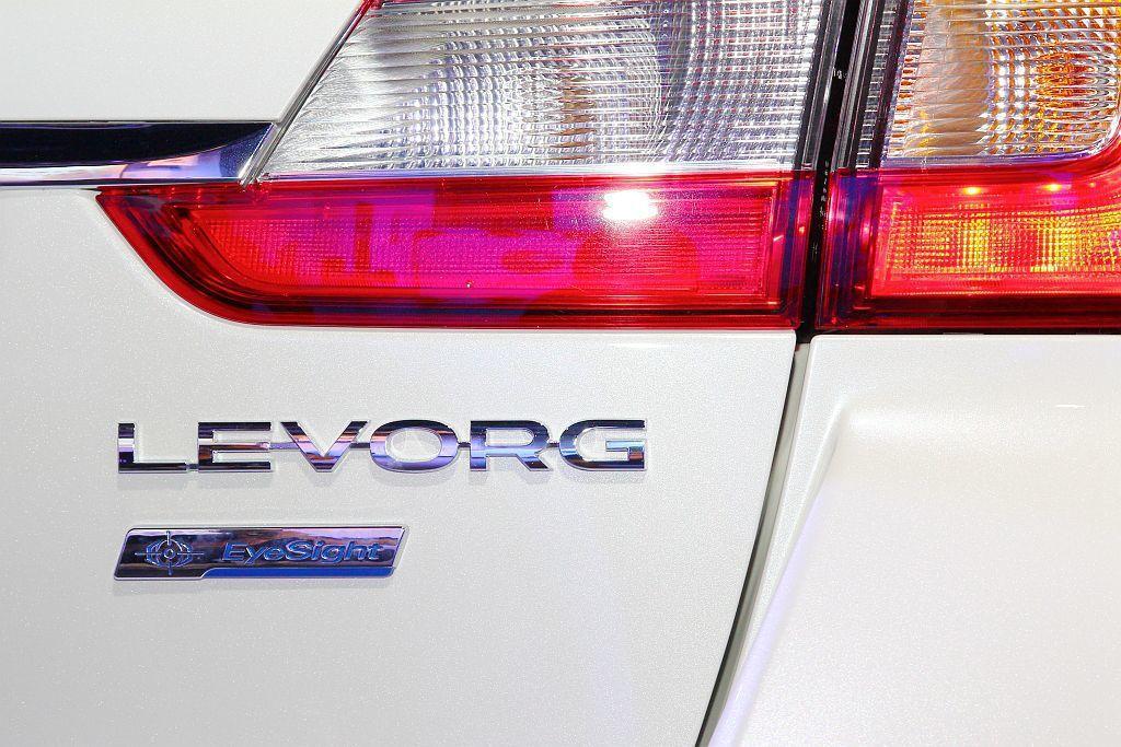 Subaru Levorg 2.0台灣不僅導入單一車型,並將EyeSight智能駕駛安全輔助系統列為標配。 記者張振群/攝影