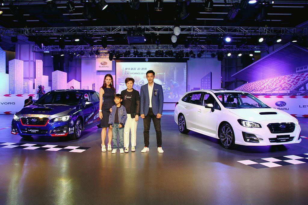 Subaru Levorg 2.0 GT-S EyeSight導入後,也使Lev...