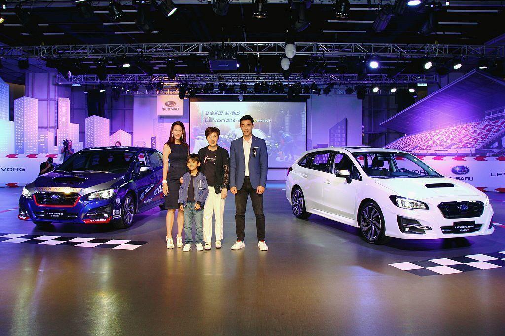 Subaru Levorg 2.0 GT-S EyeSight導入後,也使Levorg銷售車型更加完備。 記者張振群/攝影