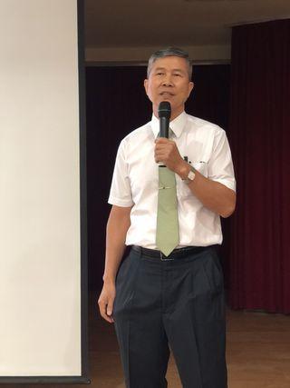 營業部門副總經理許清俊表示,在台灣鋼廠努力下,國產鋼品已達國際水準,建議消費者不...