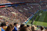 世足現場直擊3 進盧日尼基球場看球還得被噱一筆