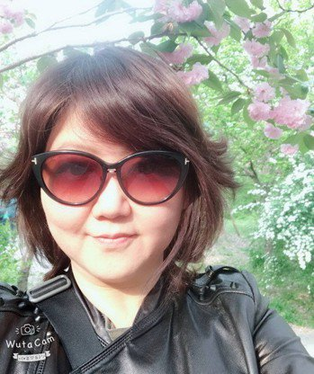 廣告創意人林宜芳選擇在上海賺錢,回台灣過生活。 林宜芳/照片提供
