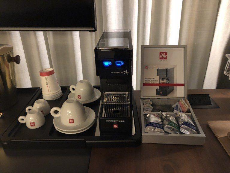 房間內附贈的咖啡機 圖文來自於:TripPlus