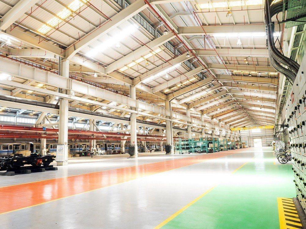 台北版的《代孕城市》,將在台北捷運的北投機廠演出。 (許斌/攝)