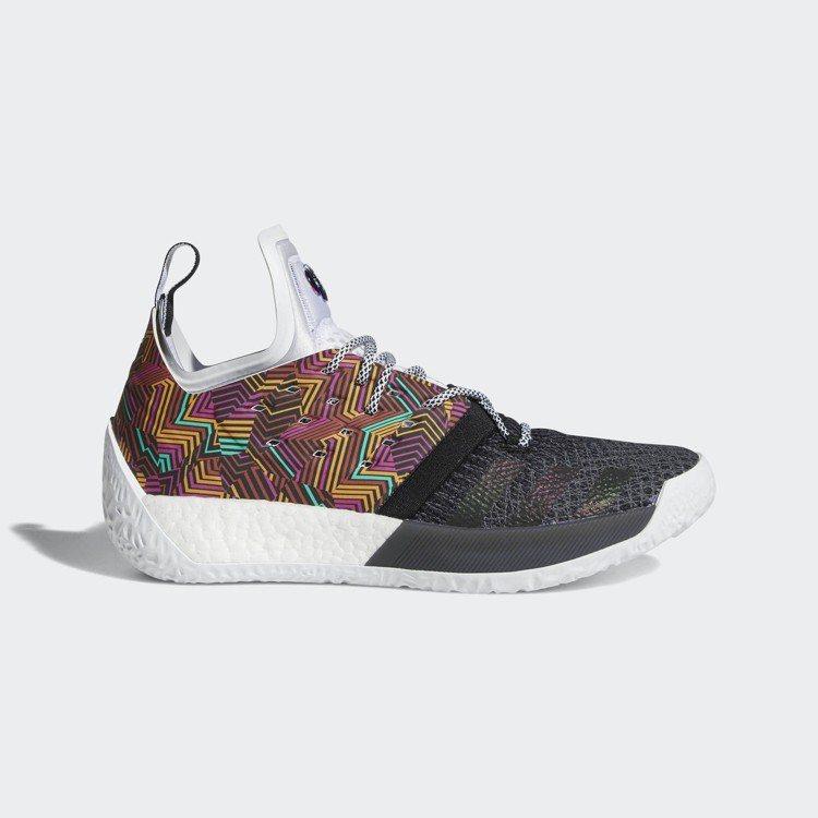 adidas Summer Pack系列Harden Vol.2球鞋,約5,59...
