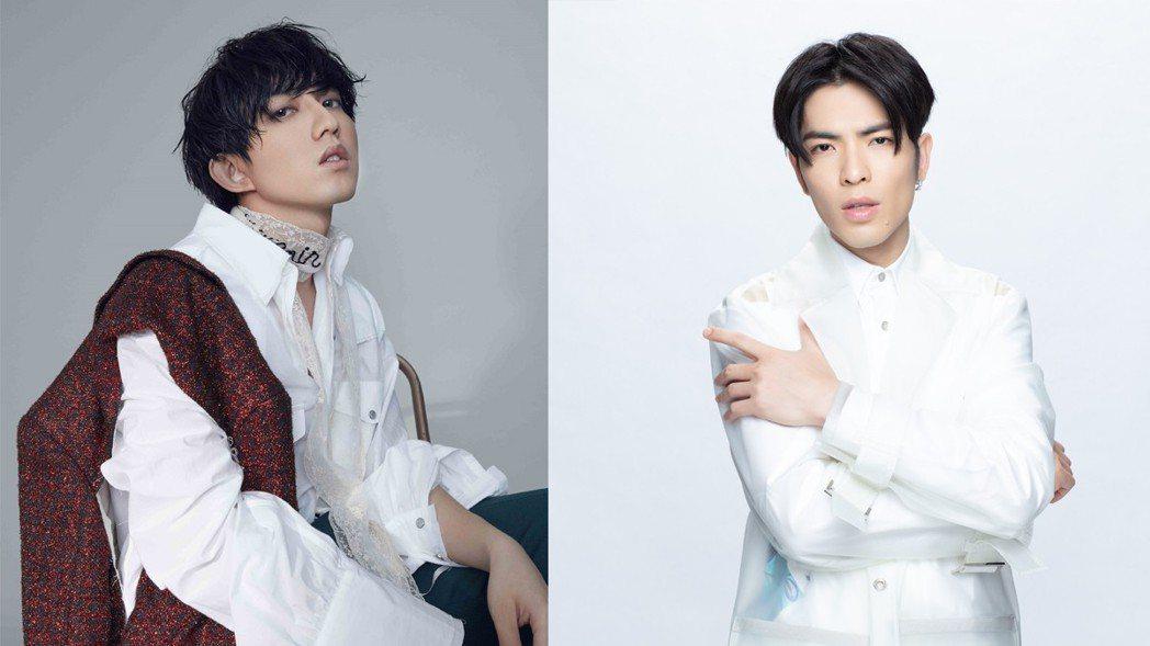 林宥嘉、蕭敬騰將擔任「聲林之王」節目導師。圖/量子娛樂提供