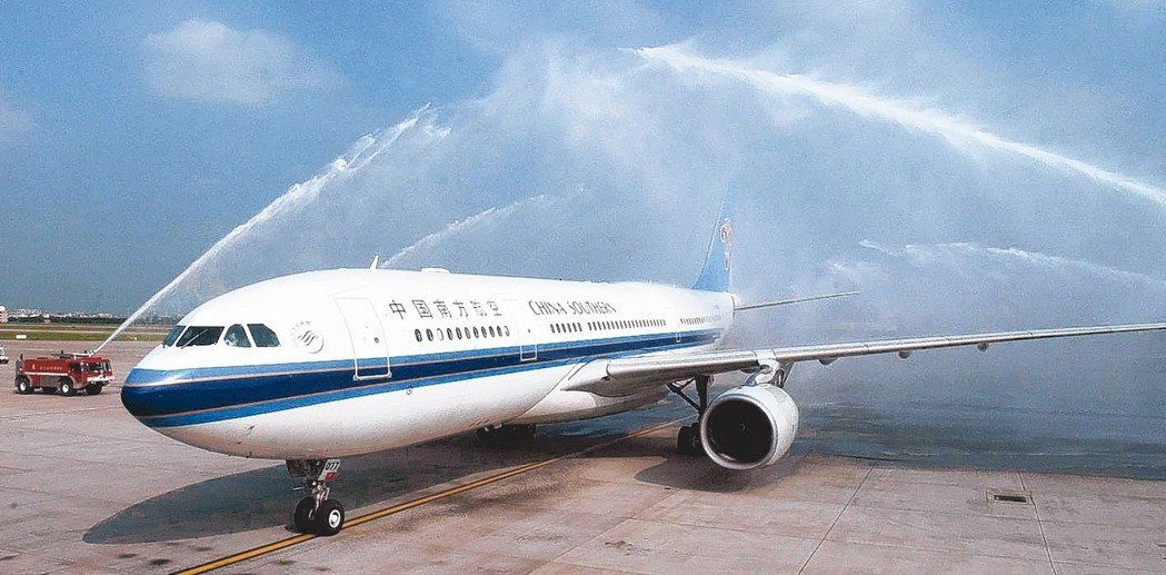 南航擁有547架飛機,依舊是亞洲第一。 本報系資料庫