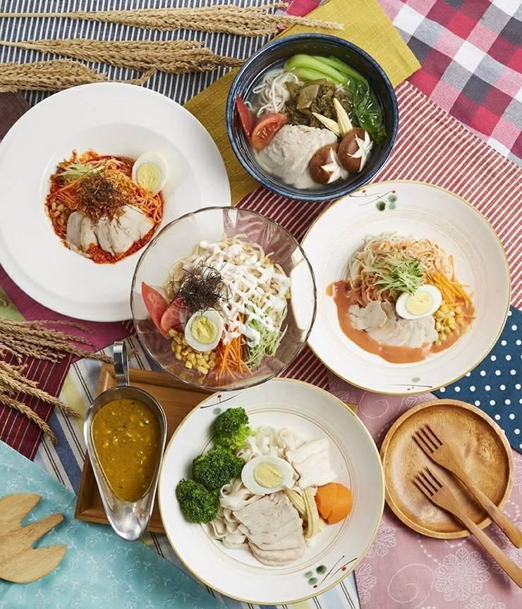 台式麵食品牌「禮面作」,搜集北中南各地特色涼麵,讓今夏涼麵有新吃法。 業...