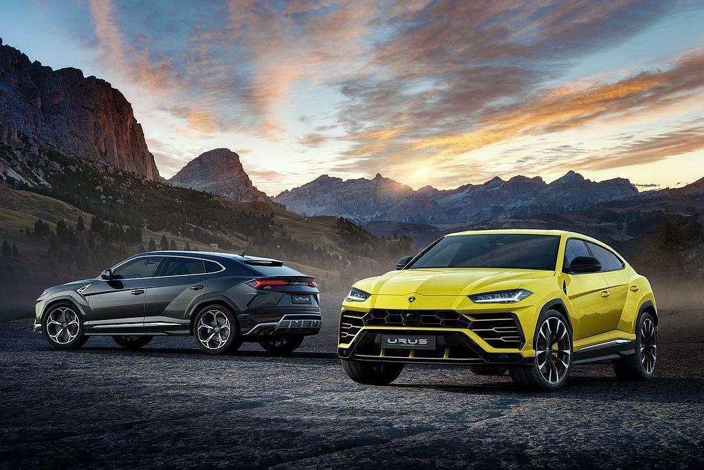 全球首款Super SUV-Lamborghini Urus,繼今年3月悄抵台舉...