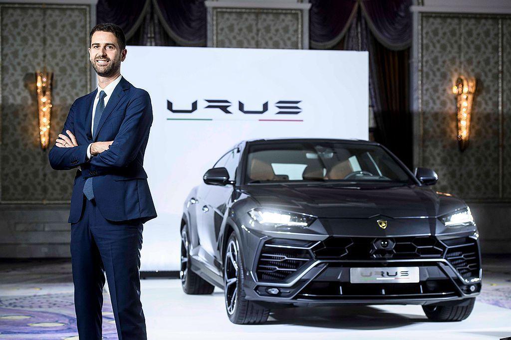 Lamborghini亞太區CEO Matteo Ortenzi表示:「Lamborghini Urus擁有卓越的性能與多功能性,能同時做為日常駕駛,更可體驗非凡的疾速快感。」 圖/Lamborghini提供