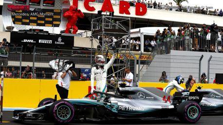 Mercedes-AMG Moment 第九集:睽違10年的法國大賽