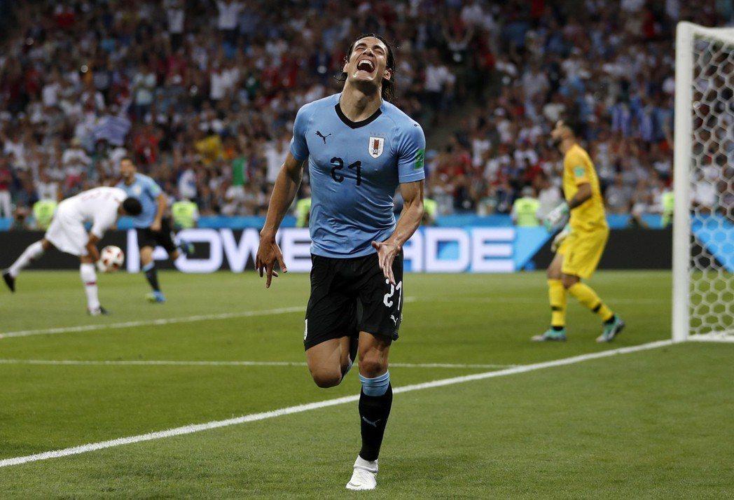 烏拉圭。 美聯社