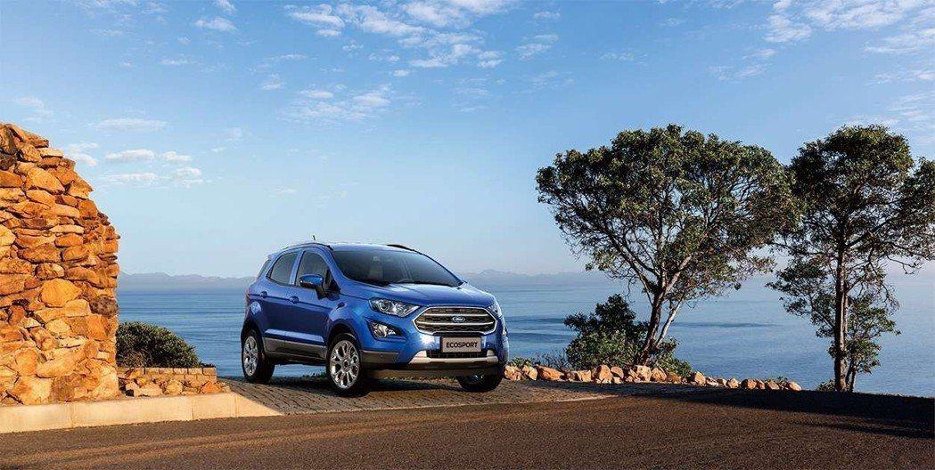 七月底前入主Ford EcoSport即贈Dyson Cyclone V10 A...