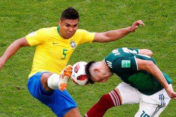 巴西卡塞米羅禁賽 對比之役森巴中場堪憂