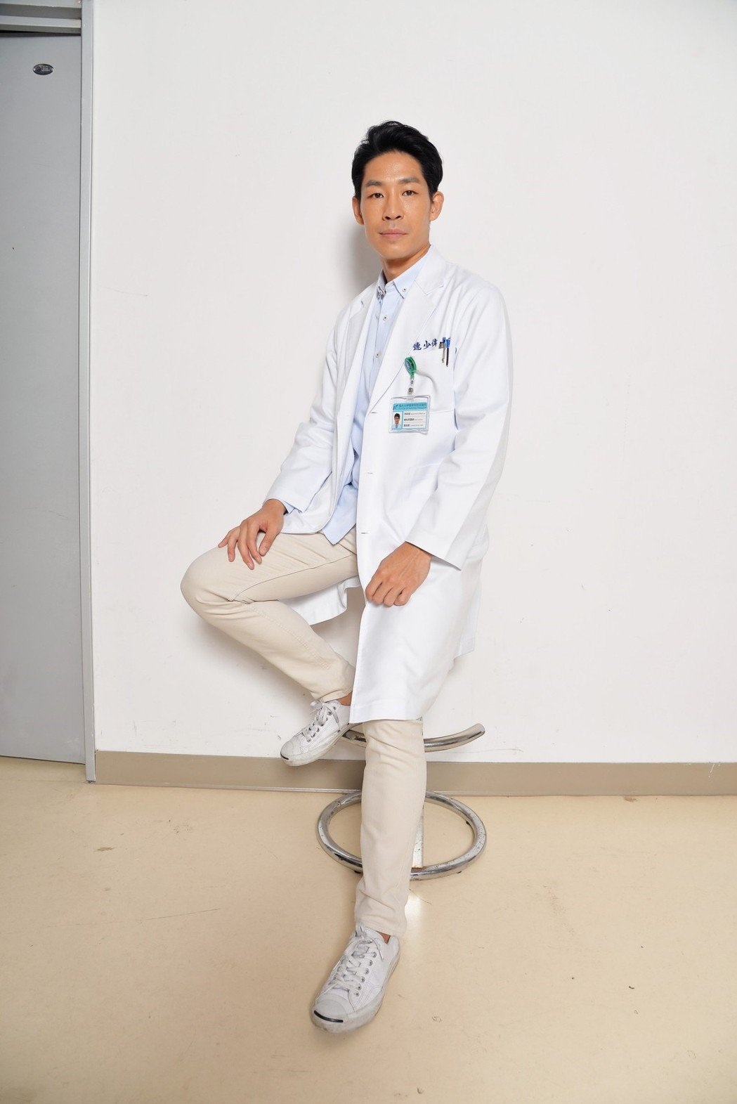 藍鈞天演整形醫生。圖/民視提供