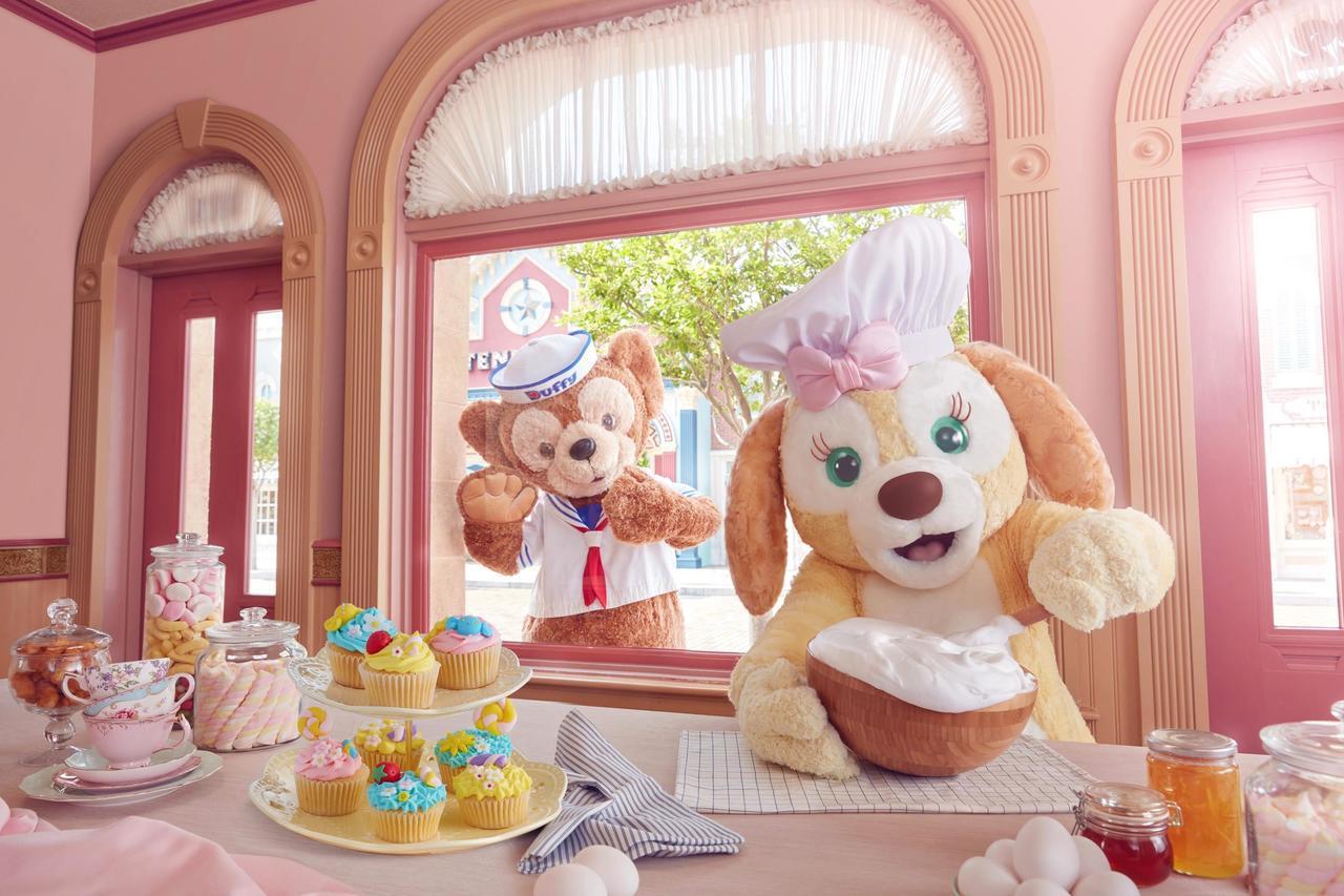 Cookie是活潑、一提到美食就充滿創意點子的小狗。圖/香港迪士尼樂園提供