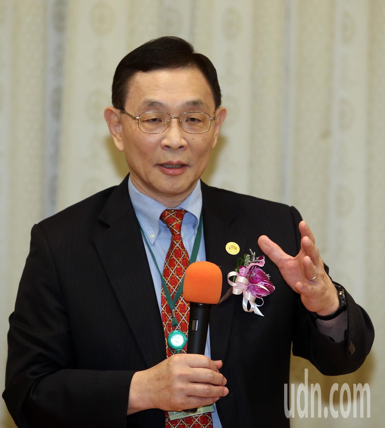 中研院下午由院長廖俊智公布新科院士,共21位院士榮獲殊榮,出席的包括旺宏電子總經...
