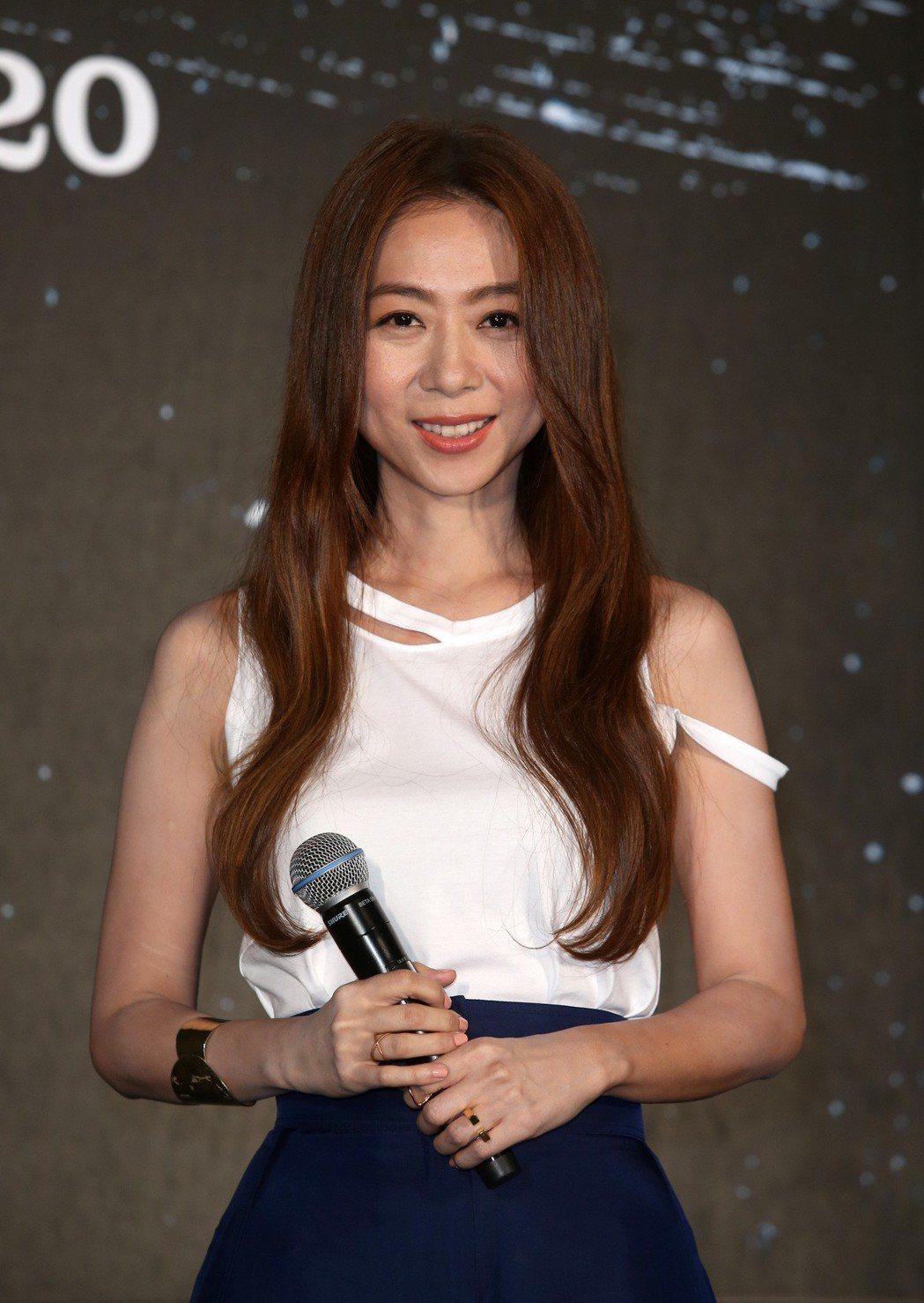 陳綺貞20週年演唱會『漫漫長夜』cheer20記者會。記者曾吉松/攝影