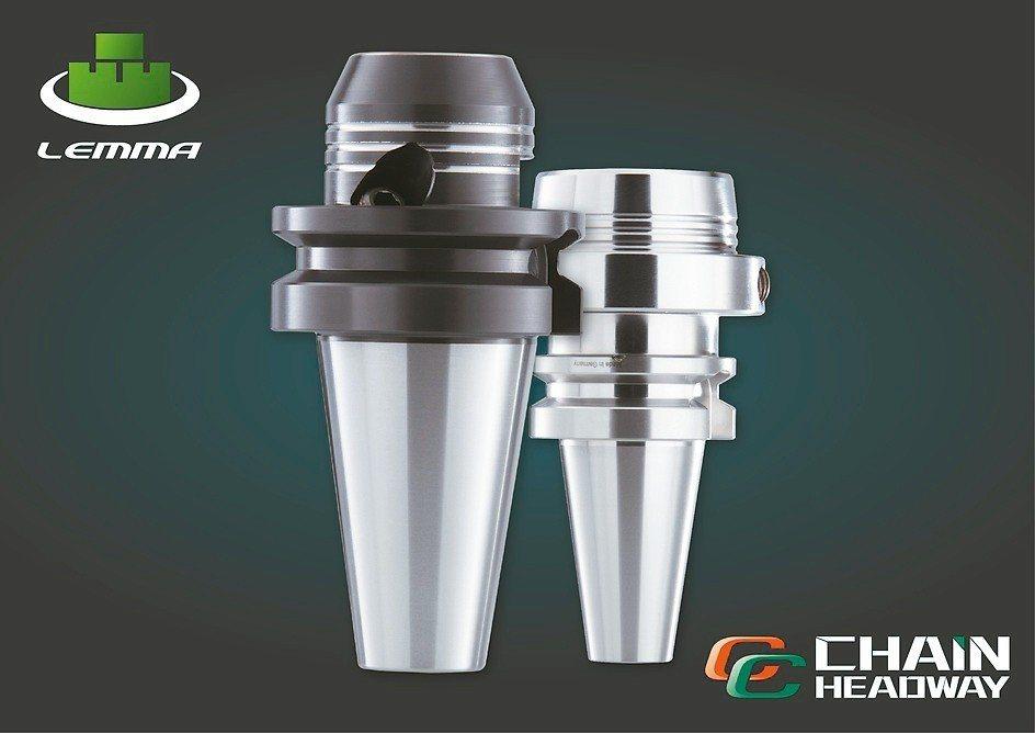 正河源液壓刀桿提升工件加工效率。 正河源公司/提供