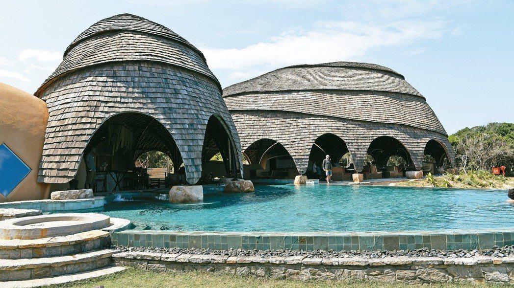開幕一年的 Wild Coast Tented Lodge位於YALA國家公園奇...