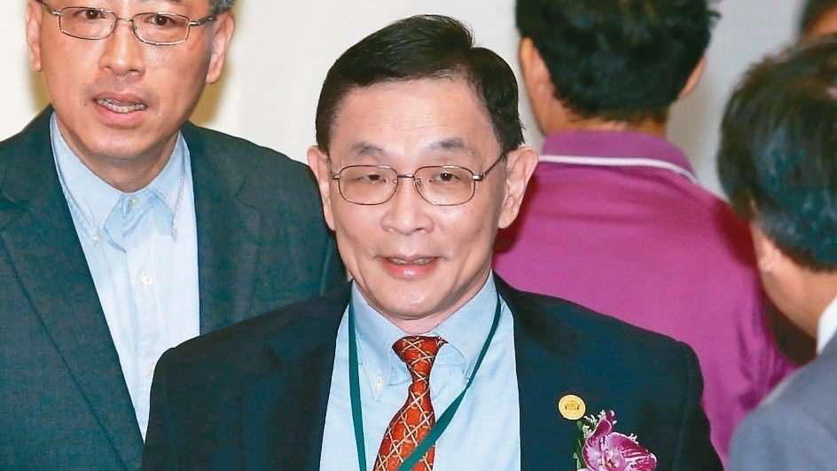 中研院新科院士包括旺宏電子總經理盧志遠。 記者曾吉松/攝影