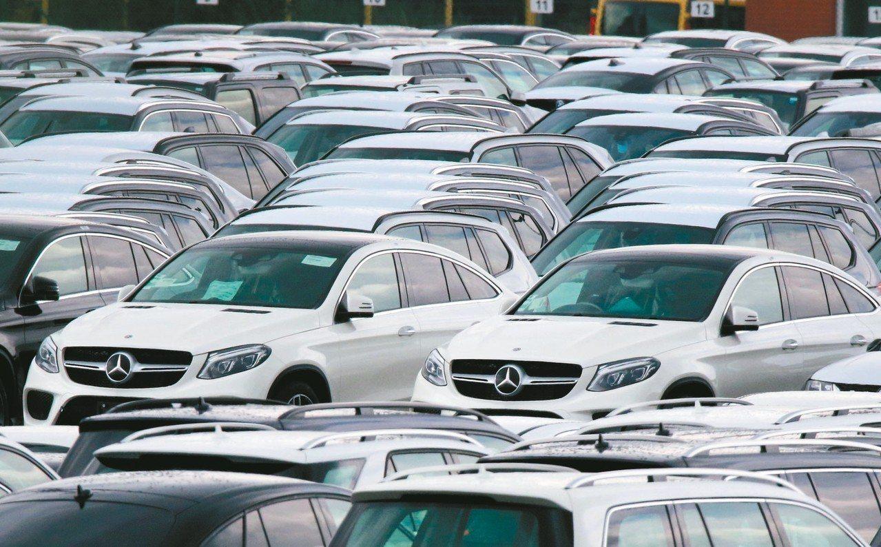 美歐汽車關稅爭議有解,激勵歐股上揚。 歐新社
