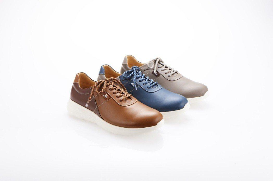 阿瘦新「霸足氣墊鞋」多款任選,自黏上帶款可隨意調整,全天候舒適好走。A.S.O阿...