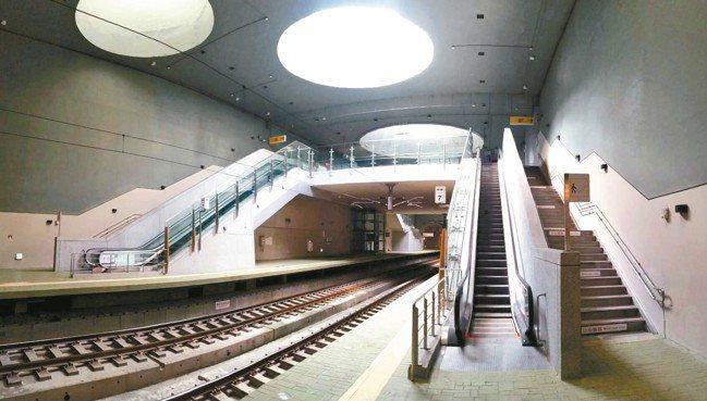 台鐵林榮車站撤站36年,即將在下周二復站啟用,並改名林榮新光站。 圖/台鐵提供