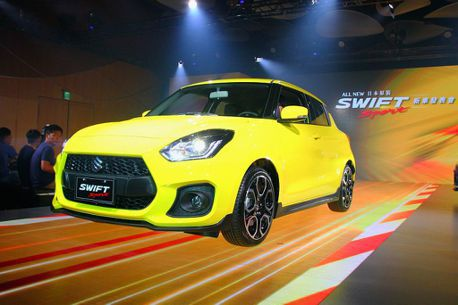 百萬內Fun Car唯一之選!Suzuki Swift Sport正式上市