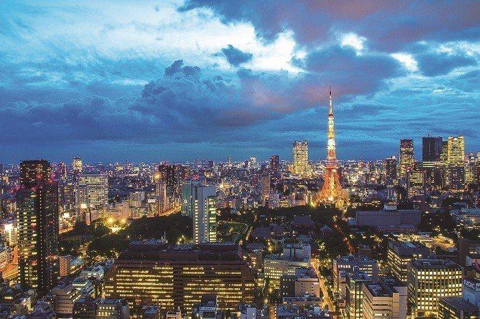 日本 圖片來源/聯合報系