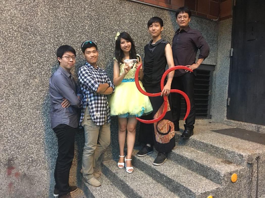 巧樂團。 臺北大學/提供。