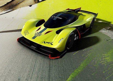 Aston Martin Valkyrie能刷新Porsche的紐柏林最速紀錄?