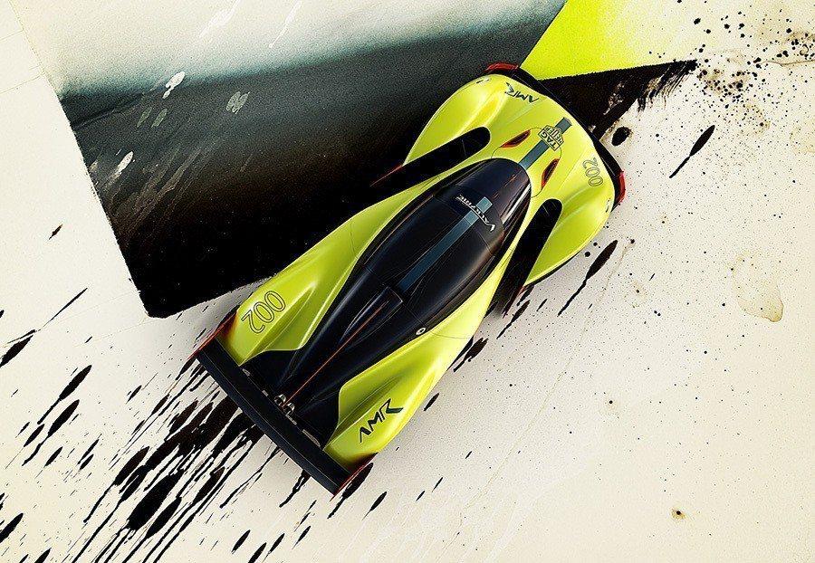 Aston Martin Valkyrie AMR Pro。 Aston Mar...