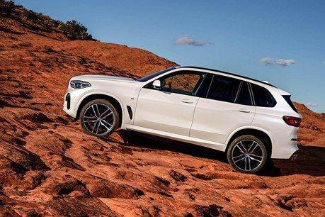 美規BMW X5進駐展間!售價180萬元NT起跳