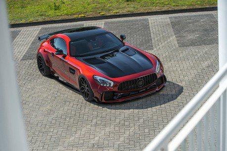 Prior Design推出Mercedes-AMG GT S超寬體套件!