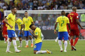 巴西世足出局怪運氣差? 教頭:這樣說不尊重對手