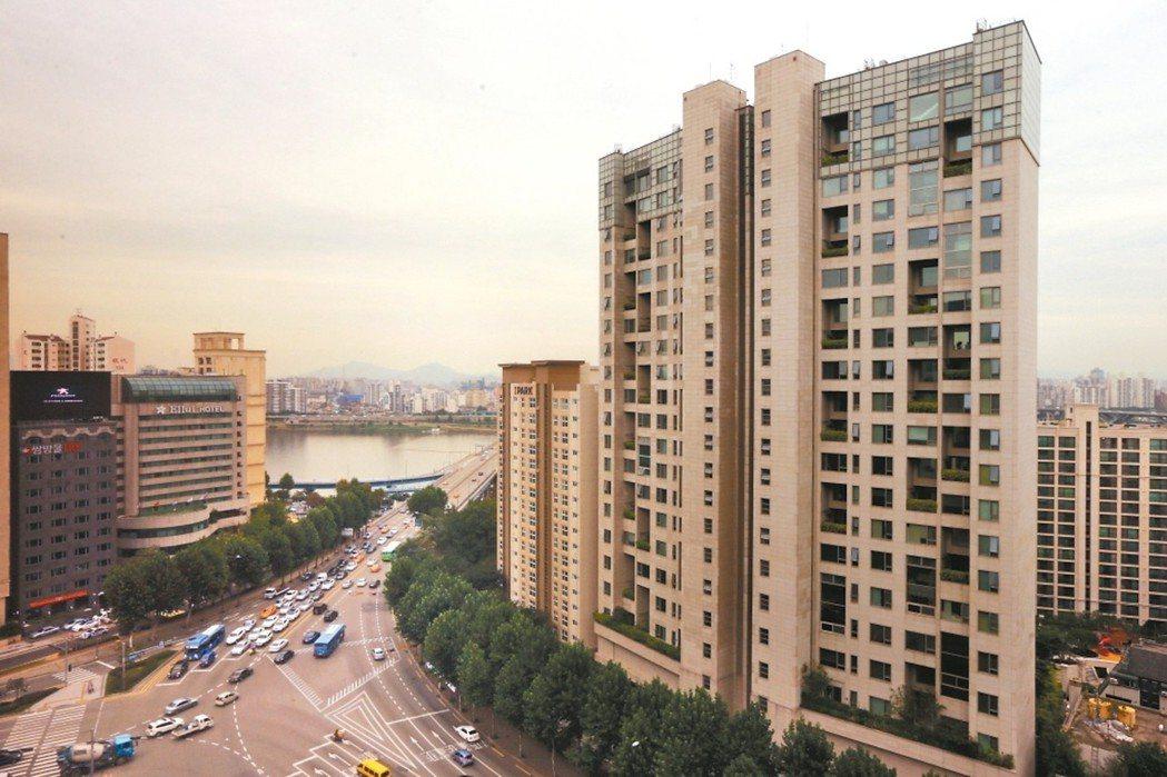 南韓擬提高房屋稅,以縮小收入差距、抑制房價、促進租稅負擔公平。 歐新社