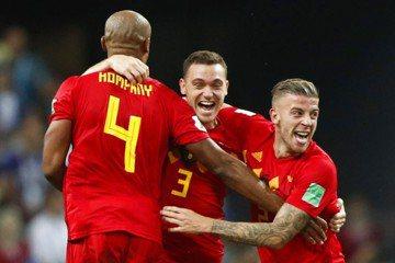 比利時勝巴西2度闖世足4強 美洲球隊全淘汰!