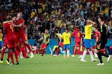 矛盾最終對決 巴西與比利時高品質的攻防協奏曲