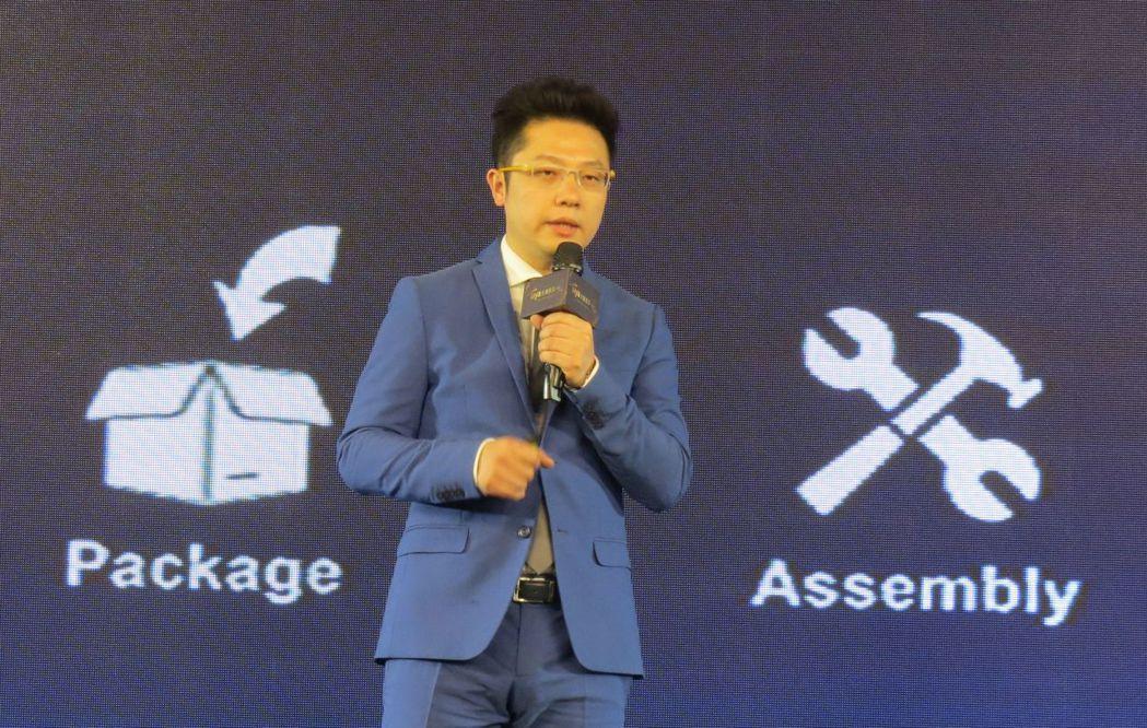 大雅廚具總監曾明章表示,大雅廚具為台灣第一家引進智能製造4.0工業技術的品牌,結...