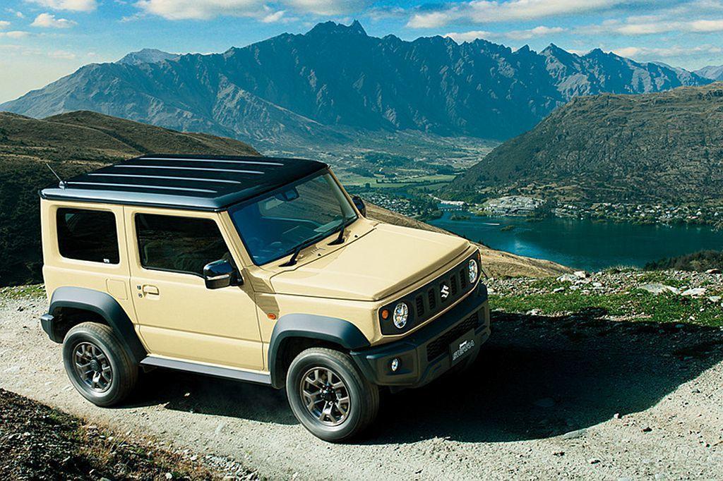 日本WLTC油耗測試下新Suzuki Jimny Sierra的平均油耗表現為15.0km/L、Jimny為16.2km/L。 圖/Suzuki提供