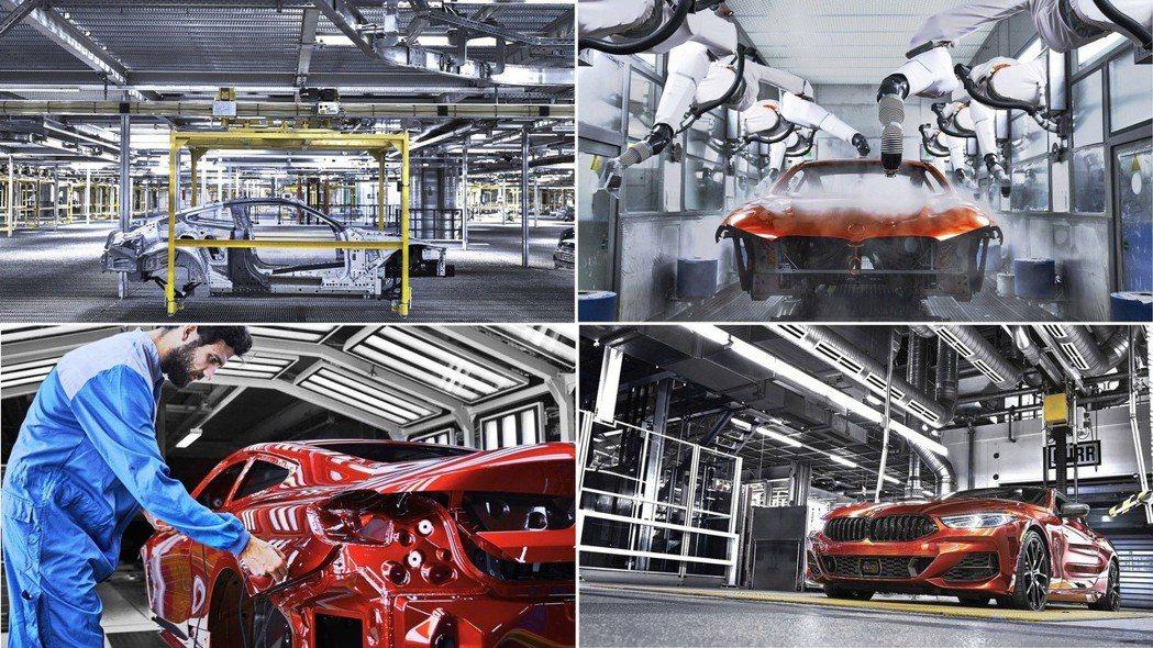 新世代BMW 8 Series Coupe將與5-Series、7-Series...