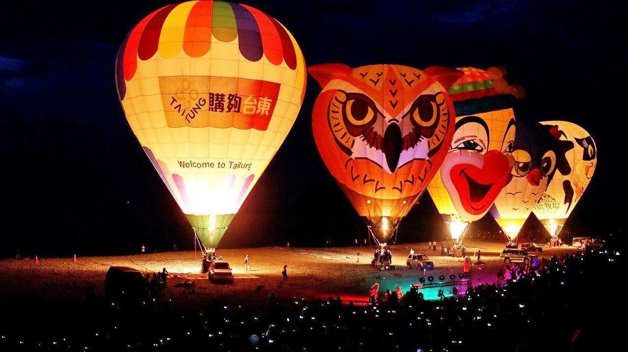2018台東熱氣球嘉年華於6/30~8/13盛大舉辦,今年是第八屆舉辦,很多人對...