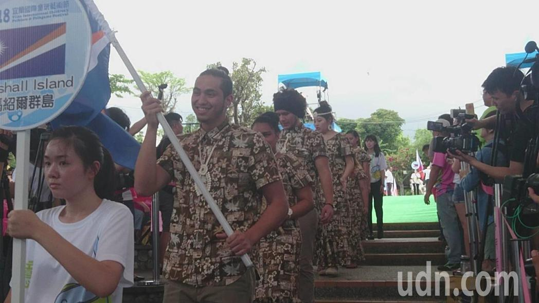 宜蘭童玩節今天開幕了。記者羅建旺/攝影