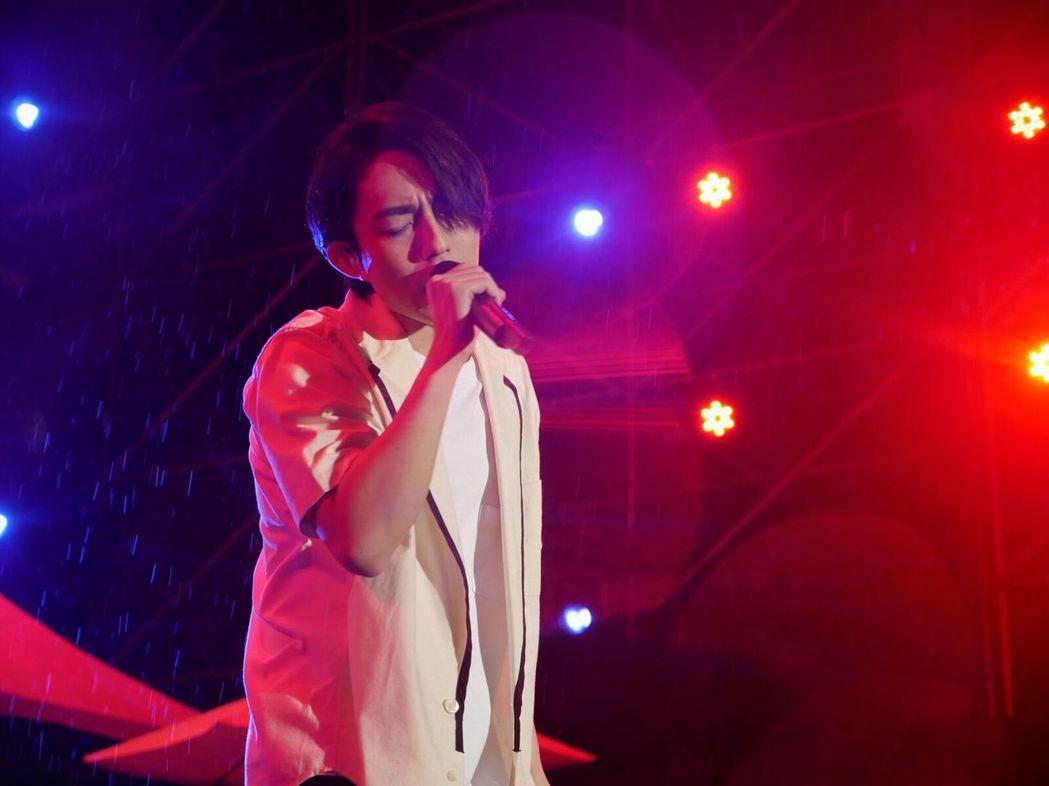 林宥嘉7日在高雄啤酒節開唱。圖/寬寬整合行銷提供