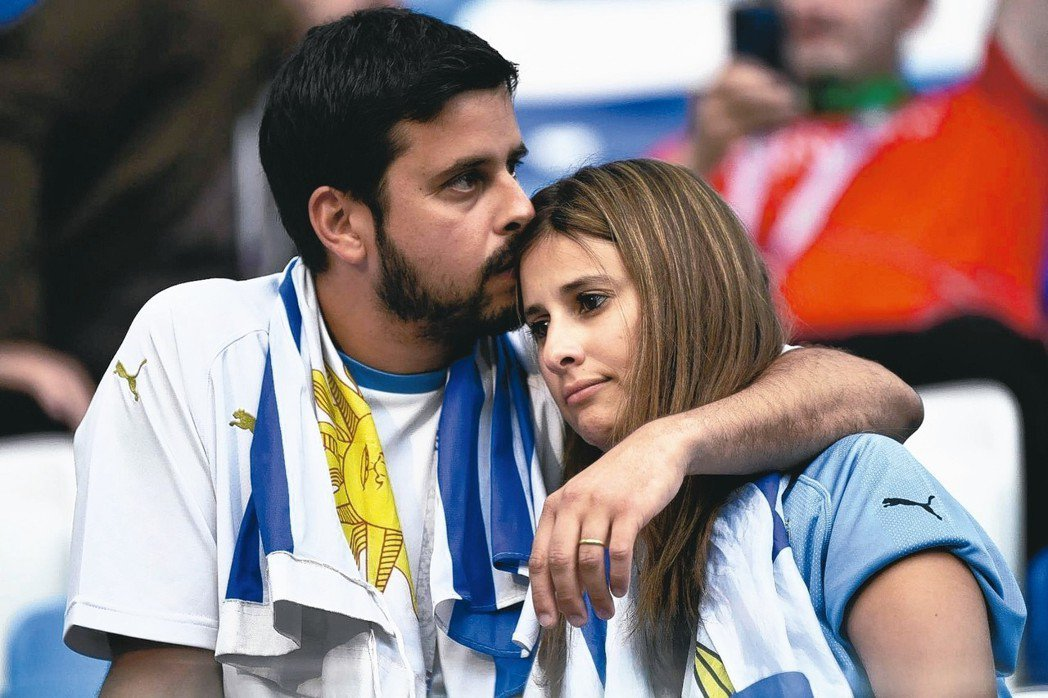 南美洲無緣冠軍,球迷大失所望。 (法新社)