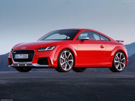 Audi TT RS小改現蹤 最強五缸引擎台灣目前無緣