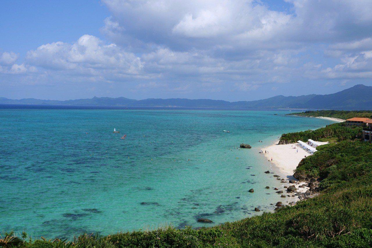 Club Med石垣島每間房都有不同景致。記者沈佩臻/攝影