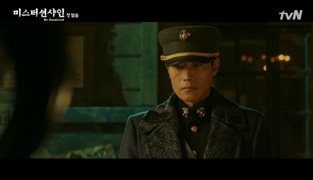 李炳憲在第一集中戲分不多。圖/摘自tvN